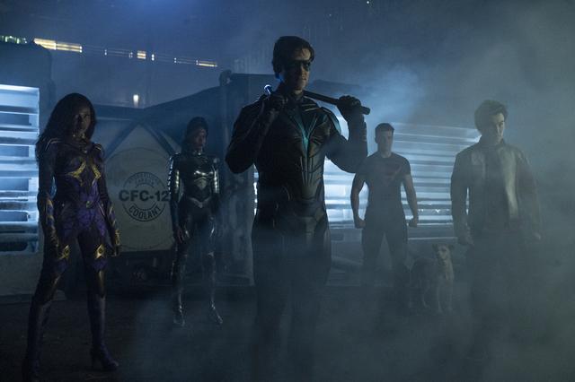 Titans Episode 3x7