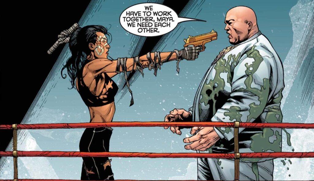 echo kingpin marvel comics