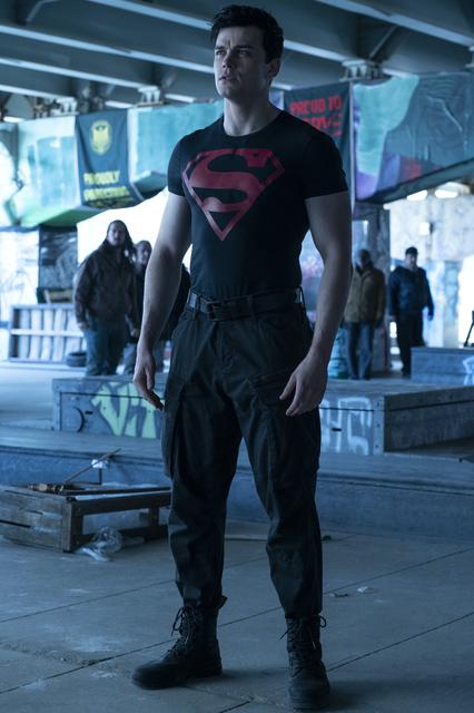 superboy Titans Season 3 episode 10