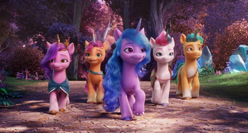 my little pony a new generation movie