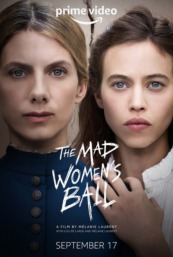 the mad women's ball poster