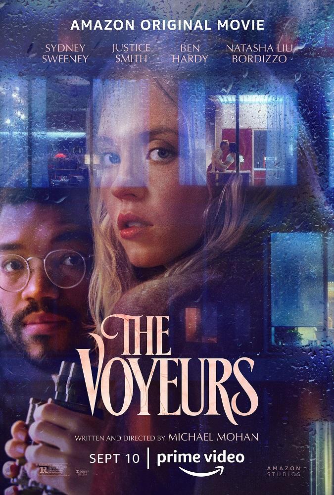 the voyeurs movie poster