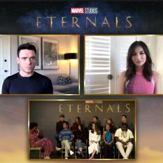 Eternals Press Conference