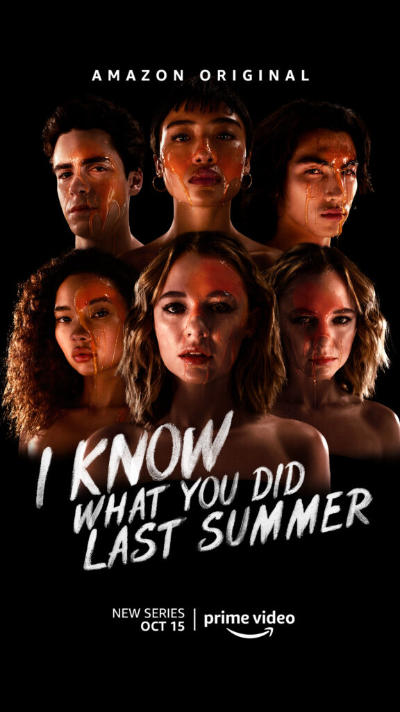I Know What You Did Last Summer Amazon Series Poster