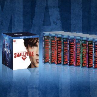 Smallville: The Complete Series 20th Anniversary Edition