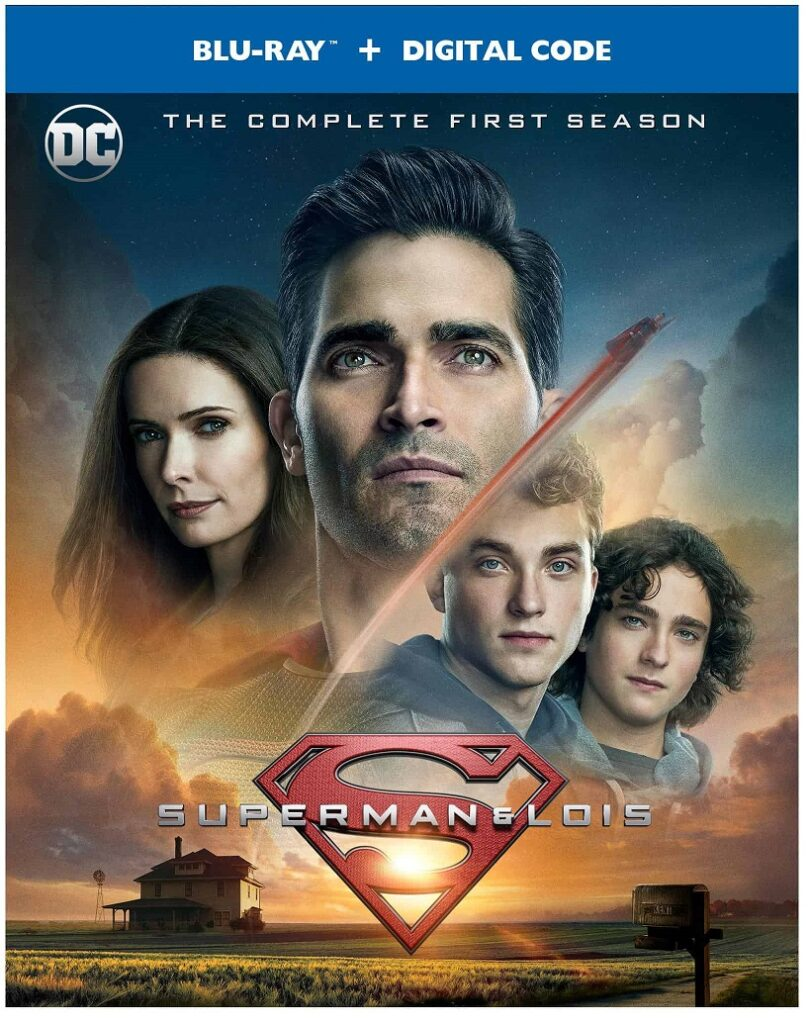superman and lois season 1 blu-ray release details