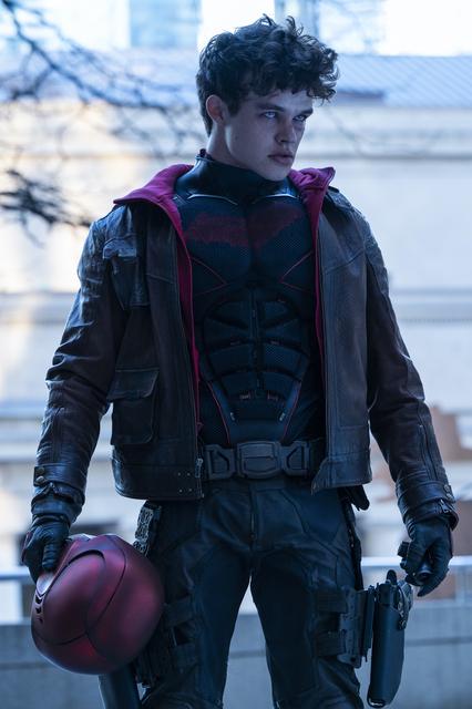 DC TItans Season 3 Episode 12 Red Hood