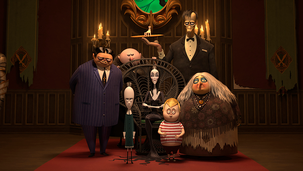 the addams family 2 review